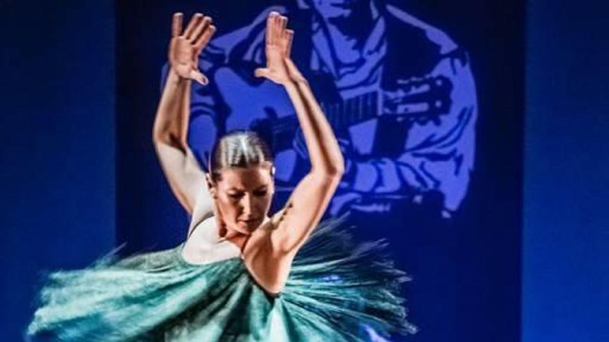 Sara Baras 'resonará' en el Auditòrium