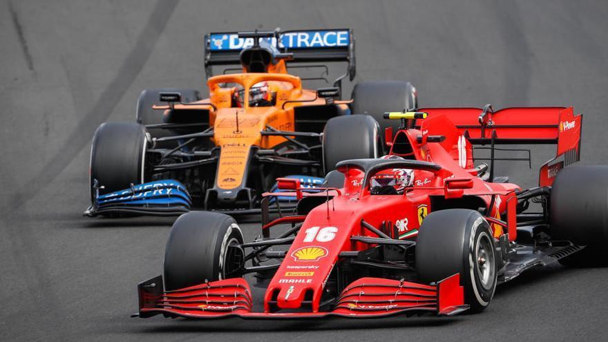 La F1 añade tres carreras: Nürburgring, Portimao e Imola