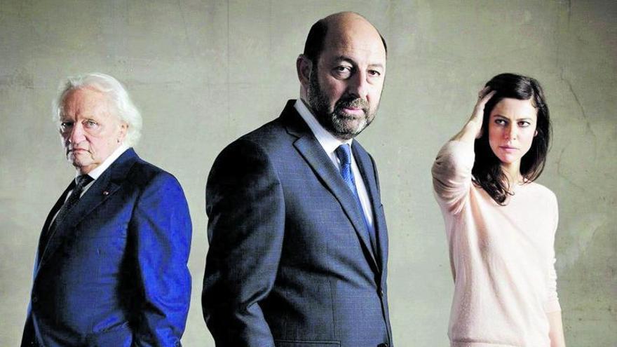 """La serie francesa que explica la política española: """"Baron noir"""""""