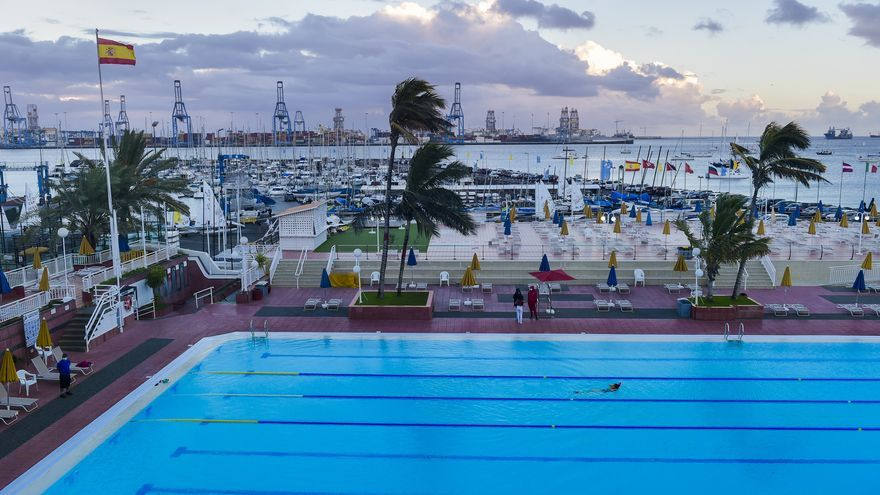 El Puerto de Las Palmas inicia los trámites para vender al Club Náutico parte del suelo que ocupa