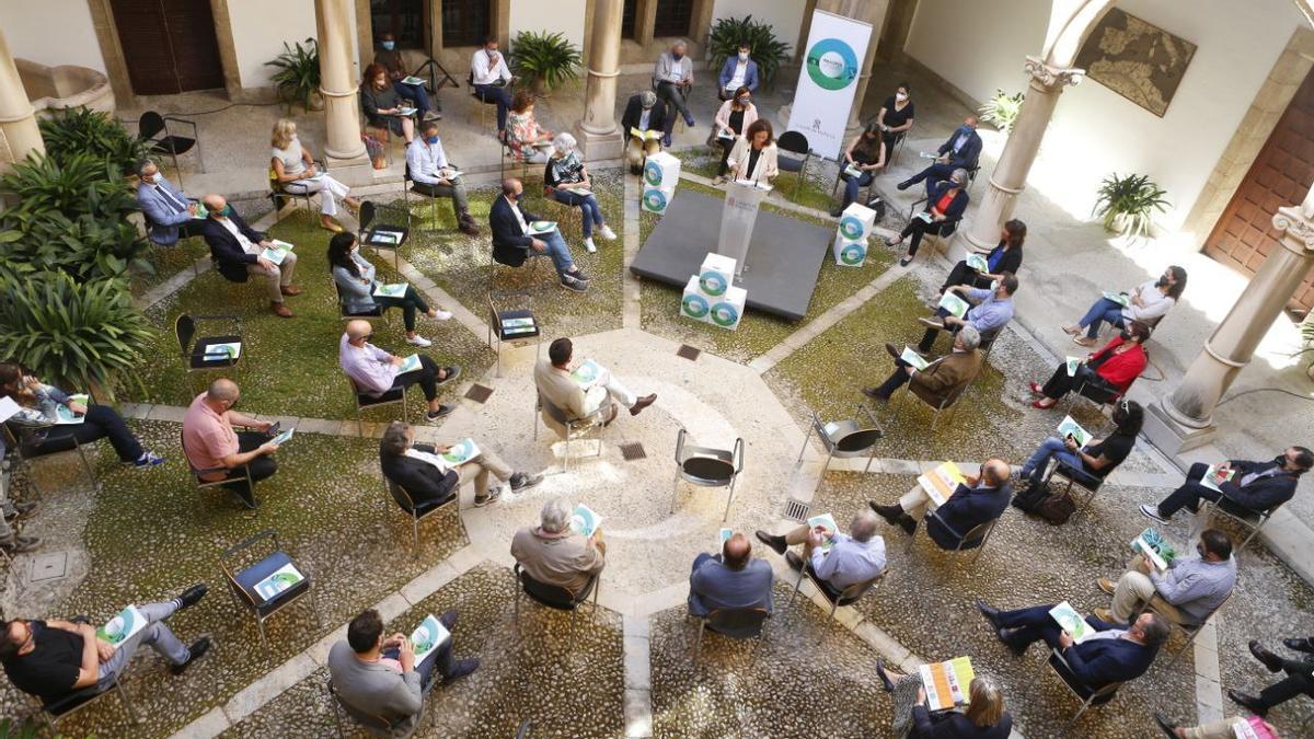 Presentación del Plan Circular Mallorca Next Generation