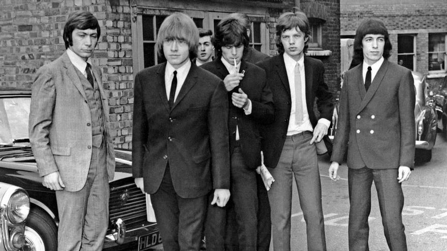 Y ahora que ha muerto Charlie, qué, Rolling Stones