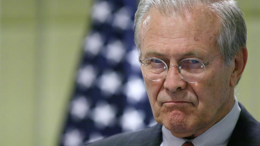 Mor als 88 anys l'exsecretari de Defensa dels EUA Donald Rumsfeld