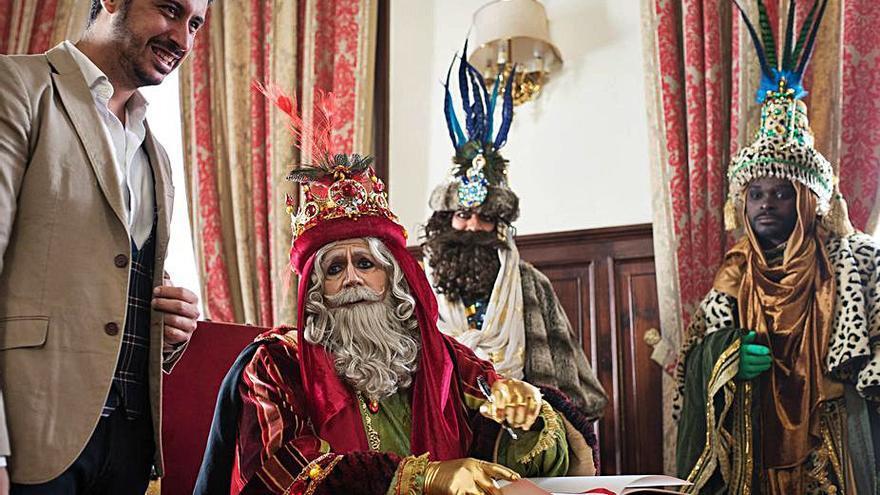 Sus Majestades visitarán  los distritos de La Laguna en seis desfiles desde las 17:00