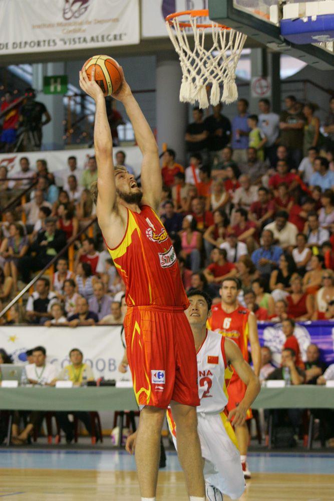 Pau Gasol en Córdoba, la despedida a un mito del deporte español
