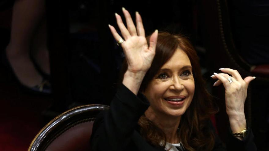La Justicia argentina confirma el procesamiento contra Cristina Fernández de Kirchner