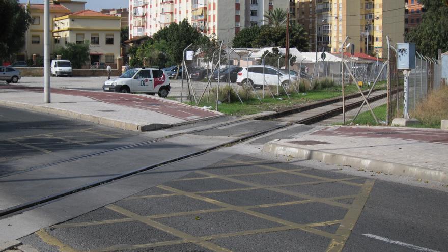 El Puerto de Málaga solicitará a Gobierno un estudio sobre el soterramiento del tren portuario