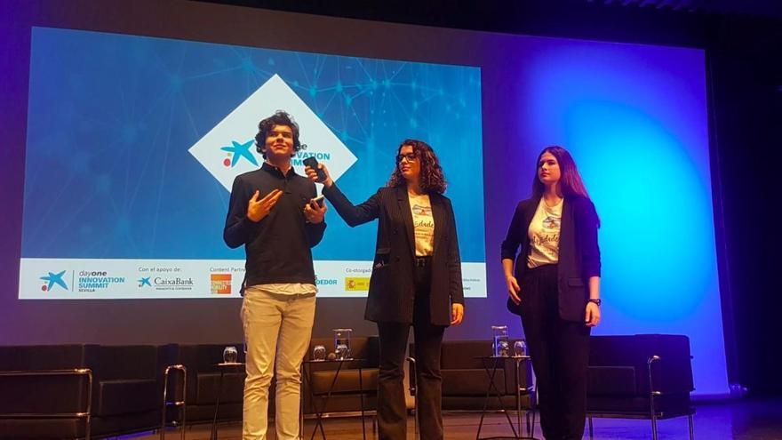 Aurora Bernete Carrillo, una joven cordobesa de 17 años, gana el Reto Educativo Fuller