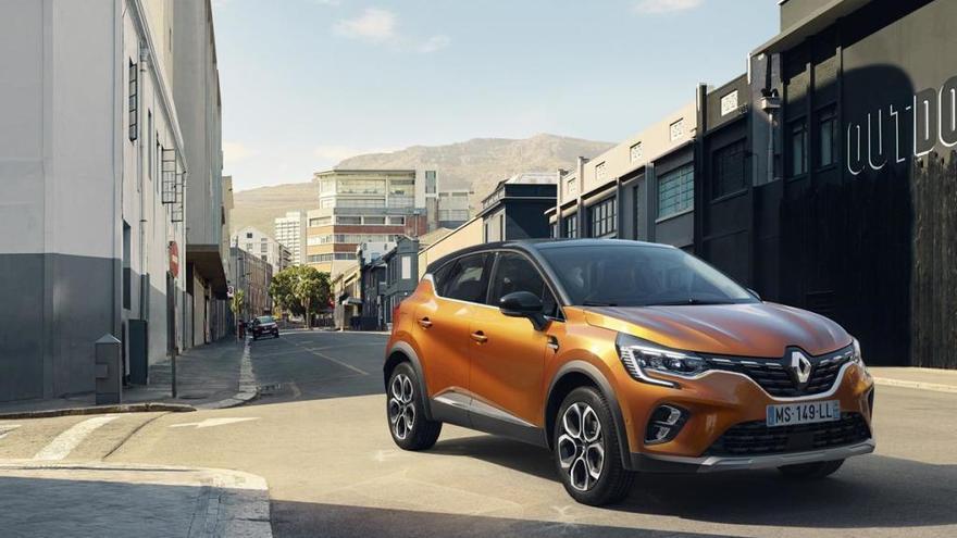 Renault Captur, el referent es renova