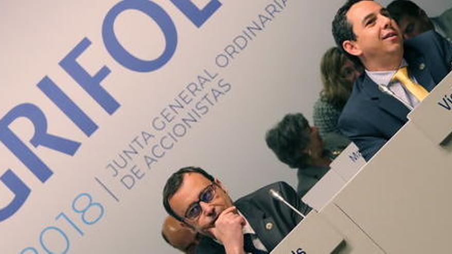 Grifols guanya 618,5 milions d'euros el 2020, un 1,1% menys respecte a l'any anterior