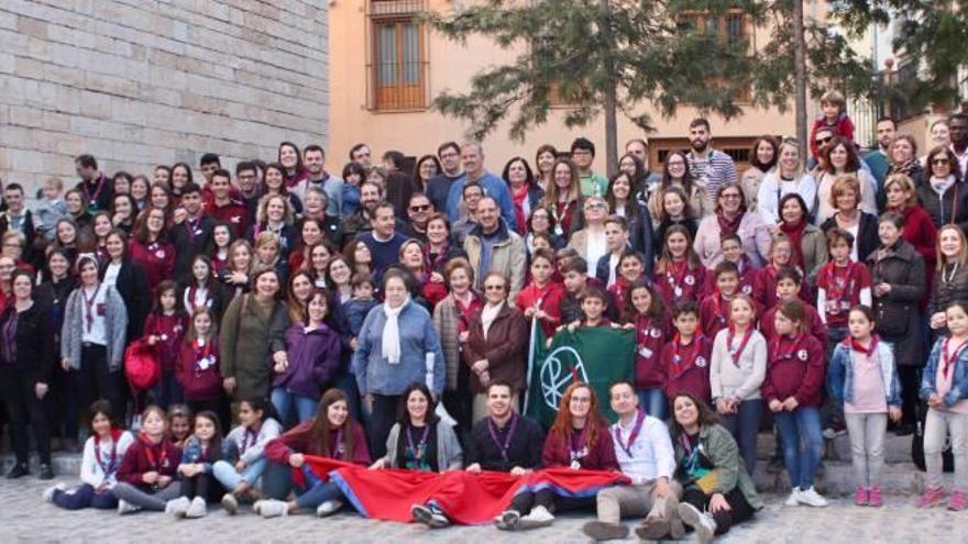 Juniors de Santa María celebran sus 75 años