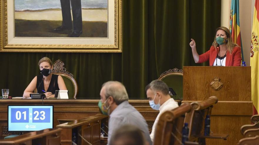 Sigue en directo el Debate de la Ciudad de Castelló, centrado en el rescate 'postcovid'
