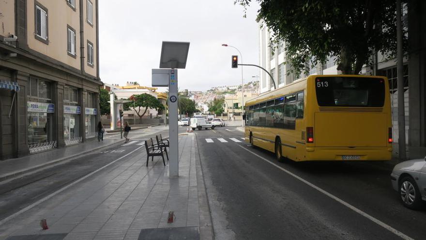 Nuevo asfaltado para casi dos kilómetros de Pío XII