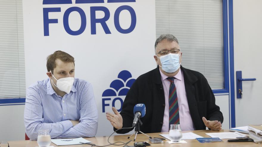 Oblanca volverá a los órganos directivos de Foro tras distanciarse de Cascos