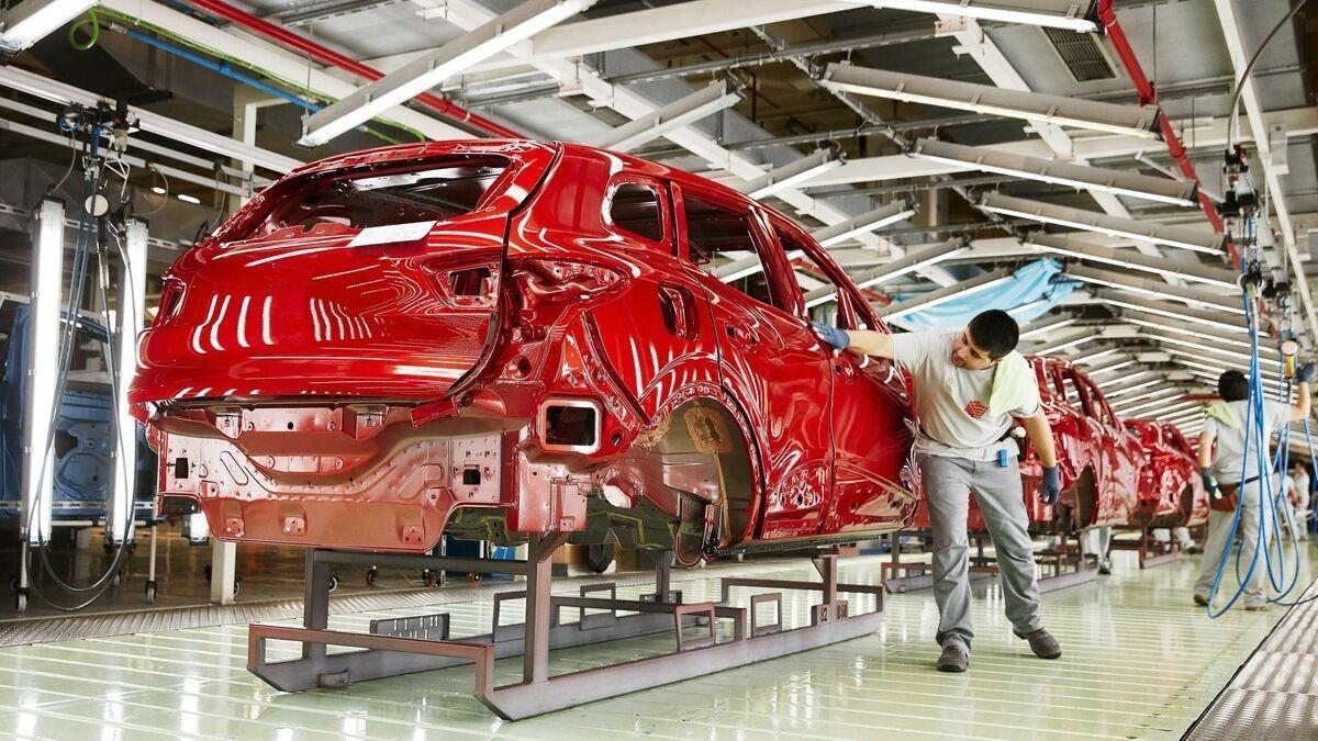 El empleo en el automóvil creció en 2020 pese a la pandemia