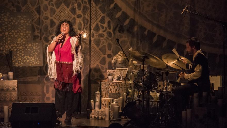 Concert de Celeste Arías a Cabrianes