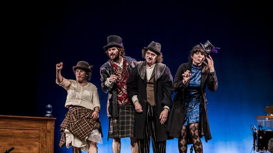 Paüra, estreno absoluto en el Teatro Rialto
