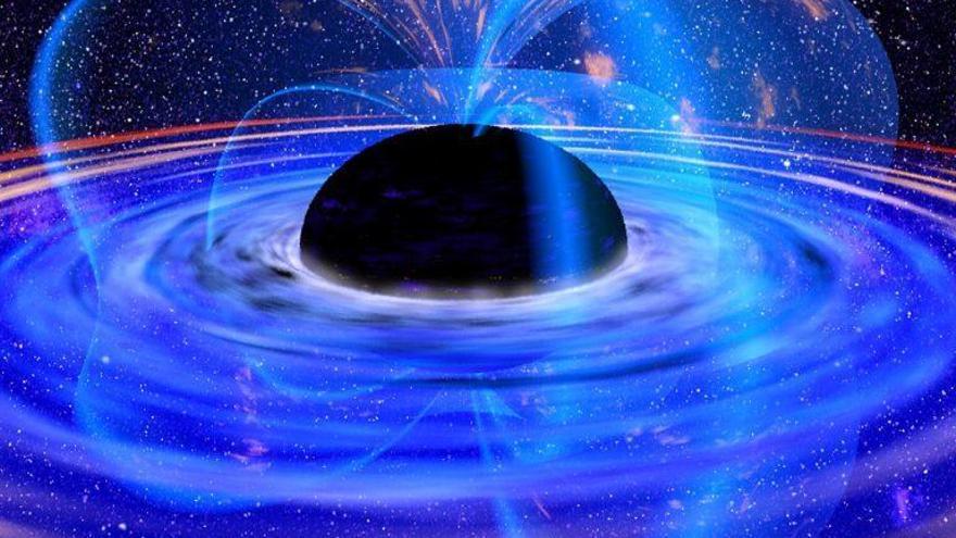 Los agujeros negros no son calvos