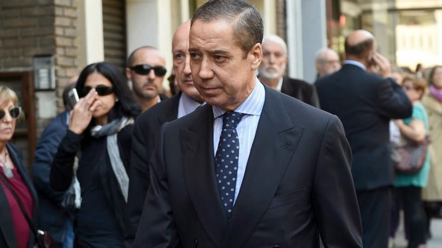 Zaplana, imputat per la trama corrupta d'Ignacio González