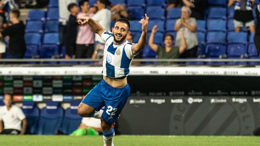 Matías Vargas se va cedido del Espanyol al Adana Demirspor turco