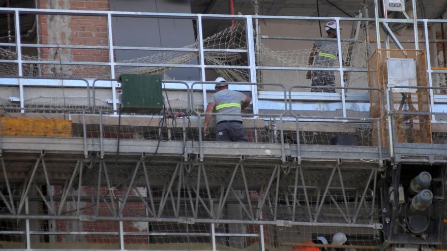 """La construcción en la Región, creciendo y con """"déficit"""" de mano de obra"""