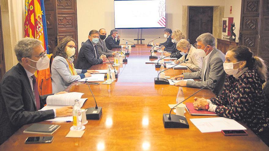 El Consell triplicó la media autonómica en gasto social el año de la pandemia
