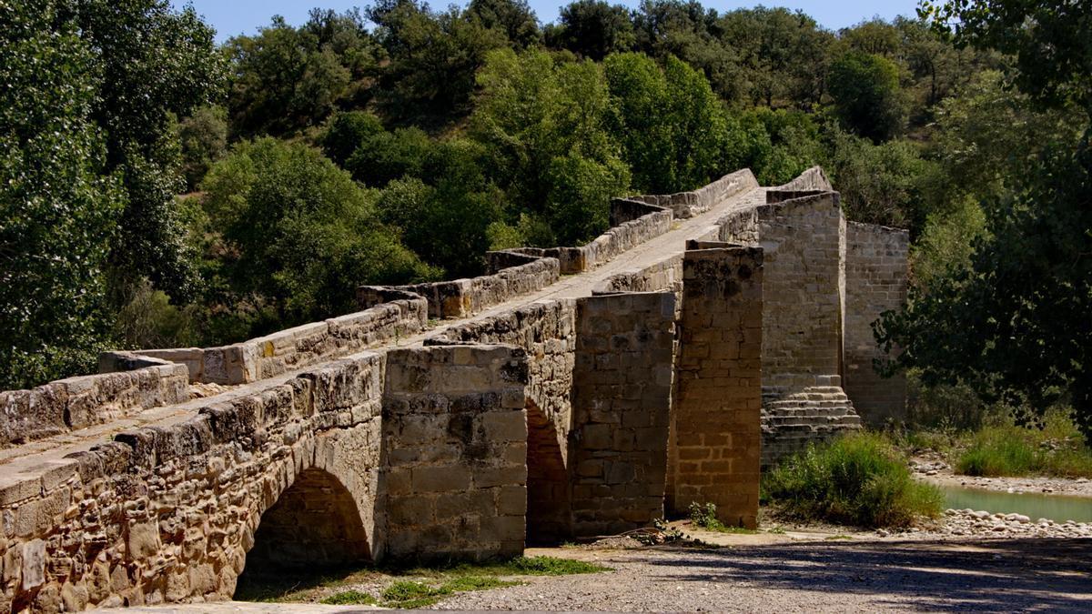 El pueblo de Capella se halla cerca de Graus.