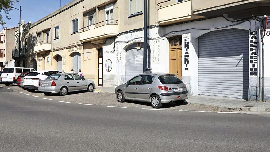 Los cuatro edificios de La Feria en Zamora que siguen en pie se derribarán antes de que acabe el año