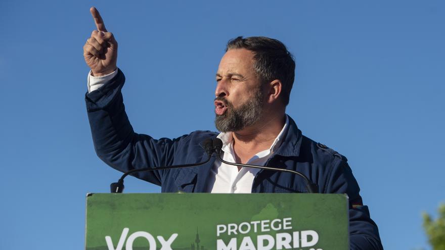 Admiten a trámite la querella de Vox contra Félix Tezanos por malversación