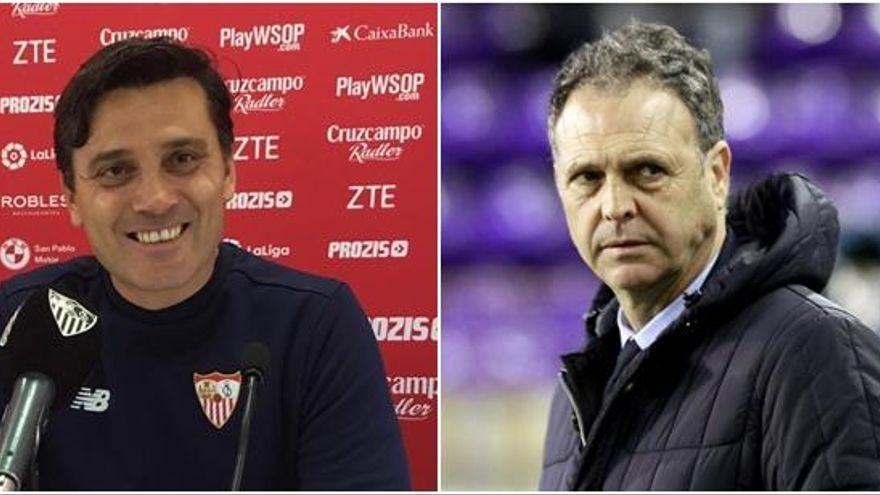 El Sevilla destituye a Montella y ficha a Caparrós