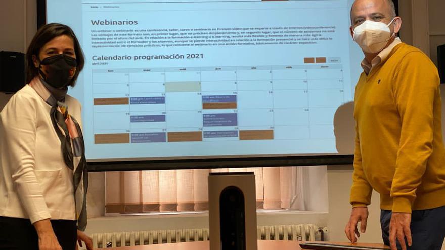 Diputación de Cáceres crea un canal de seminarios en internet