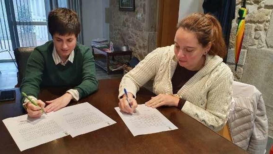 O Rosal cede la gestión de uso del comedor escolar al AMPA