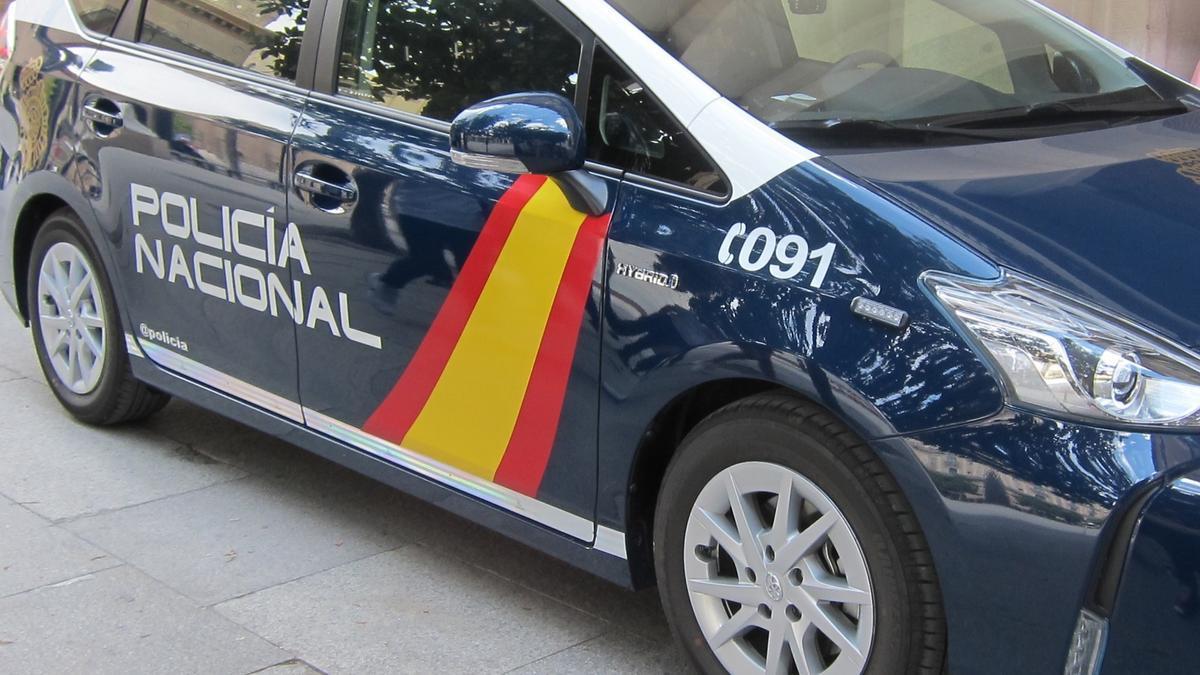 La Policía Nacional practicó la detención tras el apuñalamiento.
