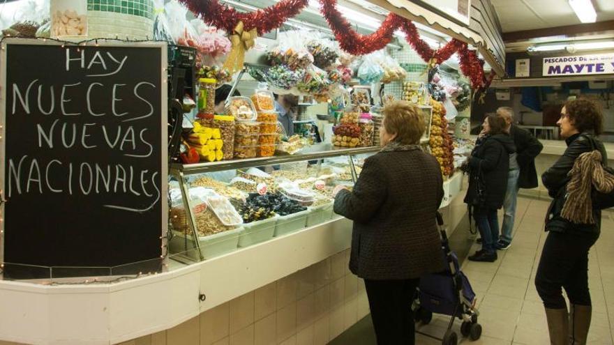 Música y teatro en los mercados municipales para animar las compras navideñas