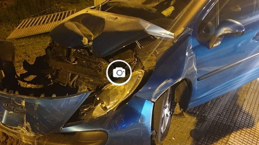 "Destroza el coche el implicado con ""Makelele"" en el accidente mortal de un matrimonio en Vigo"