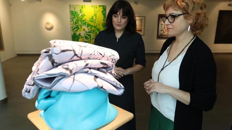 Una variada miscelánea compone la Bienal de Artes Plásticas Rafael Botí