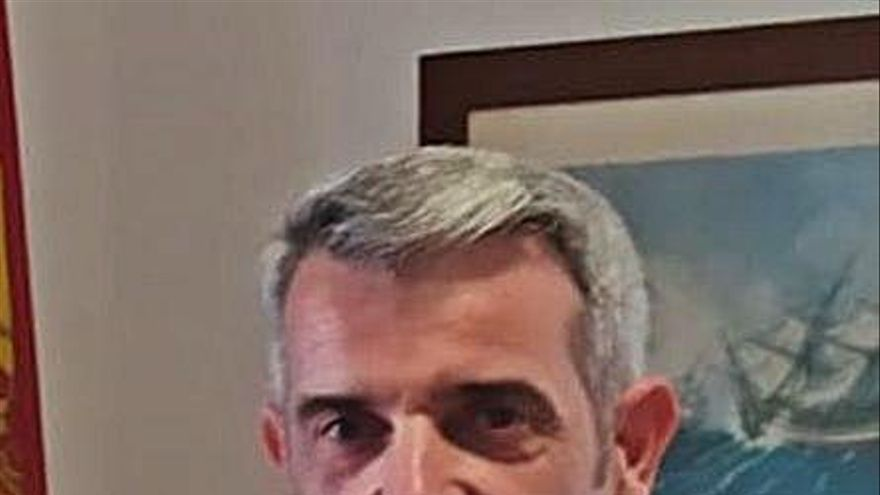 Juan Carlos Pastor, nombrado segundo comandante naval de Gijón