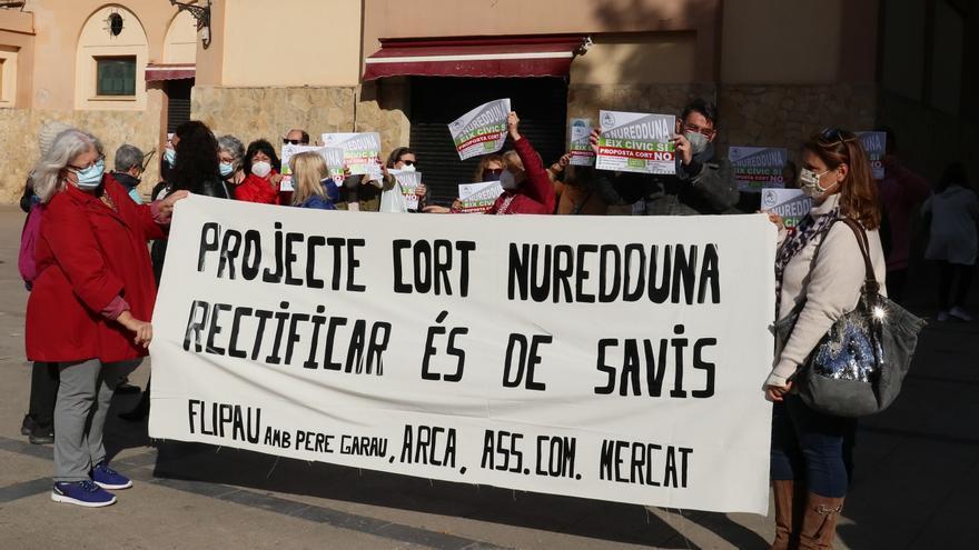 Entidades de Pere Garau piden una reunión urgente con Noguera y Jarabo sobre Nuredduna