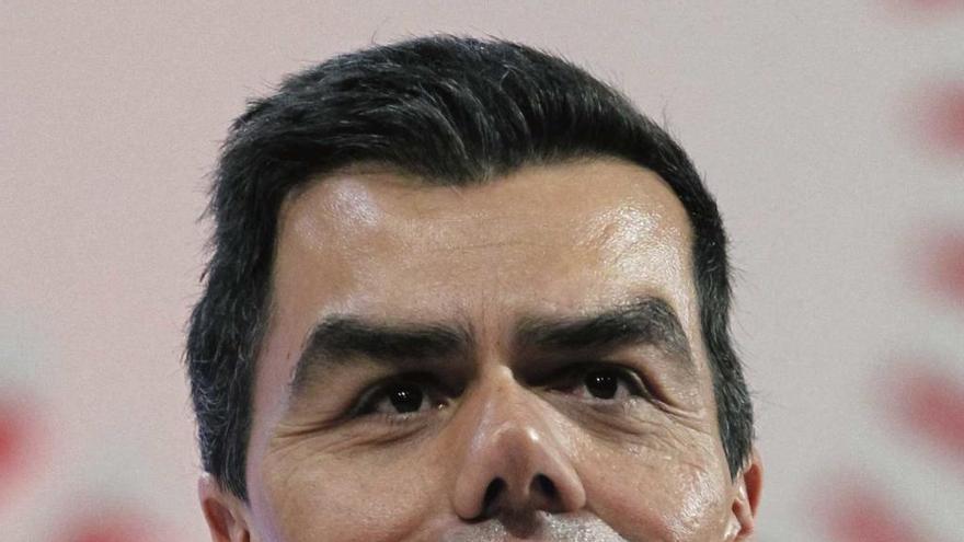 """Pedro Sánchez: """"Estoy presidiendo como un loco"""""""