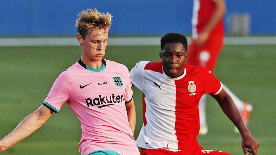 El Girona tornarà a jugar aquest estiu un amistós contra el Barça
