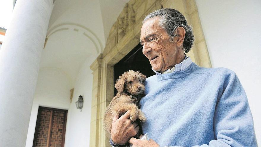 Música y poesía para celebrar los 90 años de Antonio Gala