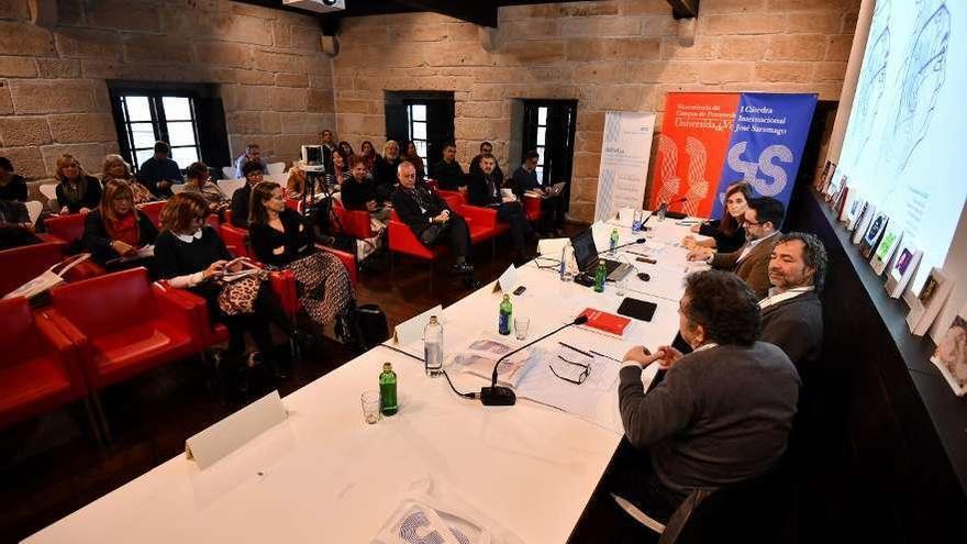 La red Jaricca reúne a 16 entidades inspiradas en la ética de Saramago