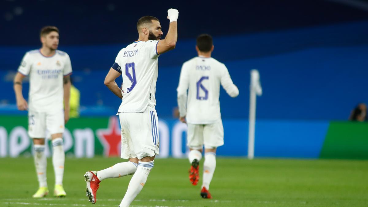 Liga de Campeones: Real Madrid - Sheriff
