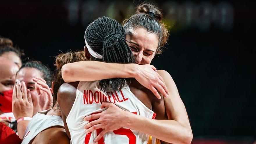 Espanya es venja de Sèrbia i acaricia la classificació per als quarts (85-70)