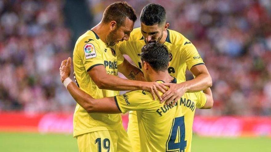 """Funes Mori: """"El Villarreal necesitaba una victoria como la de San Mamés"""""""