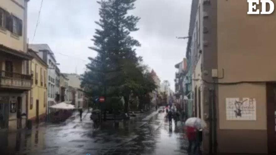 Tenerife se despierta este viernes con -4,3 grados en el Teide