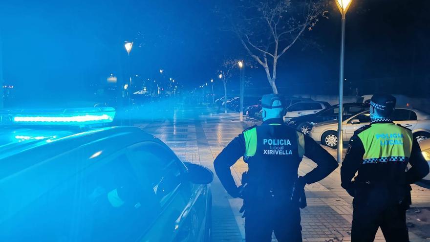 Detenido por atracar a una persona discapacitada en Xirivella
