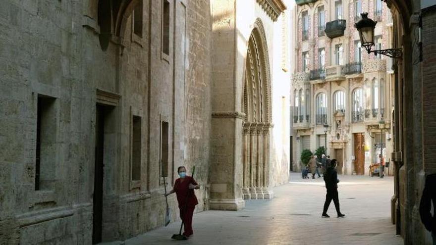 La prórroga del cierre de la C.Valenciana hasta el día 9 entra en vigor hoy