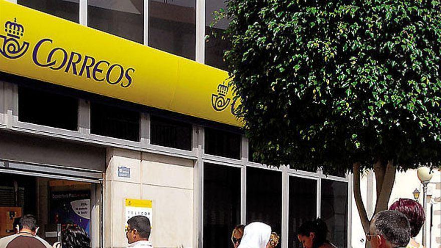 10.591 opositores se disputan este domingo 96 plazas de Correos en Canarias