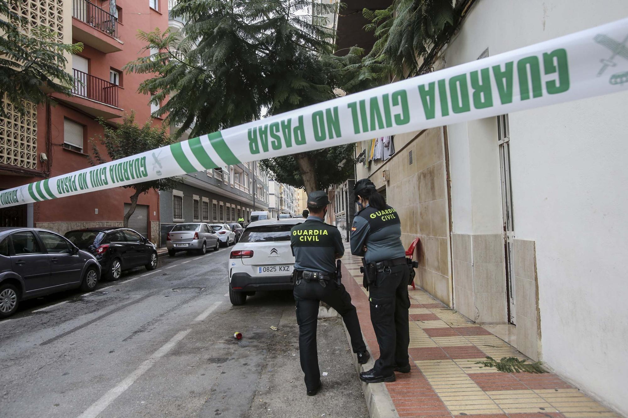 Una joven en estado crítico tras ser apuñalada en El Campello
